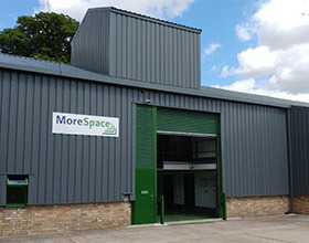 morespace storage near st neots